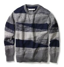 BNWT Outerknown Costa Crew Knit Sweater Large Alpaca Jumper Kelly Slater
