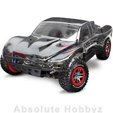 Traxxas Slash 1/10 Short Course 4X4 Platinum Edition (Low-CG Chassis) - TRA6804R