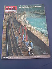 vie du rail 1974 1462 SOMAIN VIZILLE GIèRES URIAGE SAINT MICHEL VALLOIRE ASHFORD
