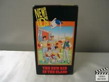 New Kids on the Block: The New Kids in the Class (VHS, 1990) Animated