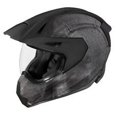 Icon Variant Pro Construct Black Motorcycle Helmet