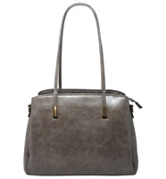 Ladies Stylish Synthetic Leather Tote Bag Tote Purse Satchel Messenger Bag