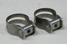 MODOLO Professional STAINLESS STEEL Brake Lever Straps 100% Originals BX76