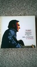 Neil Diamond 12 Songs plus 2 bonus tracks DigiPak CD.
