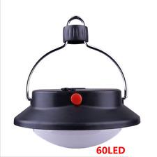 Akku LED Camping Lampe Hängelampe Zeltlampe Gartenleuchte Kurbel Laterne DE