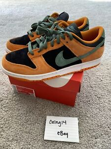 Nike Dunk Low Ceramic SIZE 10.5 100% AUTHENTIC