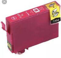 1x Generic 220XL Magenta Ink Cartridge For Epson WF2630,WF2650,WF2760,XP320