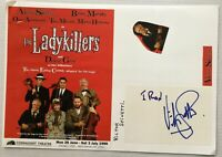 VICTOR SPINETTI, BRIAN MURPHY Etc Genuine Handsigned Signatures on 12 x 8 Page.