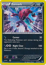 Zoroark Holo Rare Pokemon Card XY Base 73/146