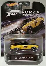 HOT WHEELS 2016 ~ FORZA Motorsport. ' 73 Ford Falcon XB 351 V8 Coupe REAL RIDERS
