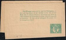327 QUEENSLAND AUSTRALIA PS STATIONERY WRAPPER UNCIRCULATED