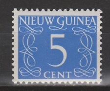 Indonesia Nederlands Nieuw Guinea 6 MLH 1950 NOW ALL STAMPS NEW GUINEA