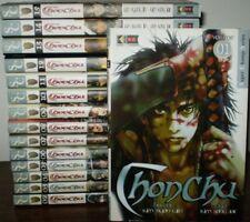 manga Flashbook CHONCHU COMPLETA 1/15