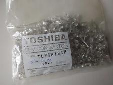 500 St. grüne LED`s, 5mm, Toshiba, TLPGA183P (Lagerf. X43)!!