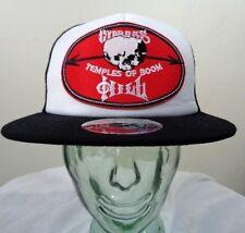 cypress hill hat flat brim snap back cap hip hop gangster rap chicano b real