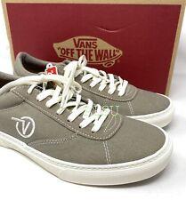 VANS Paradoxxx Canvas Desert Brown Coffee Canvas Men's Sneakers VN0A3TKKG6