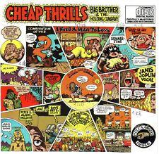 BIG BROTHER Holding Company Janis Joplin Cheap Thrills NM 1994? Columbia Canada