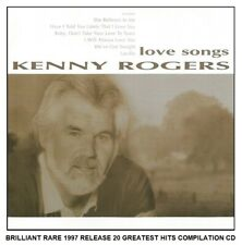 Kenny Rogers - A Very Best 20 Greatest Hits Collection - RARE 1997 CD Country