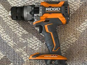 RIDGID R8611506 - 18V Octane BRUSHLESS Hammer Drill (Tool Only)