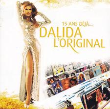 DALIDA - CD - SES GRANDS SUCCES EN VERSION ORIGINALE