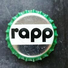 Rapp Bier Kronkorken beer bottle cap tappo birra chapa
