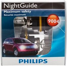 Philips 9004 NightGuide Replacement Bulb, (Pack of 2)
