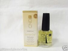 CND Creative Nail Design Treatment Cuticle Solar Oil .5oz/15ml