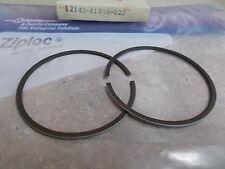 NOS OEM Suzuki Piston Ring Set O/S 0.25 1976-1980 RM125 Off Road 12140-41310-025