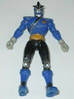 Blue Power Rangers Samurai Action Figure MMPR Mighty Morphin Water Mega Ranger