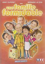 "DVD ""UNE FAMILLE FORMIDABLE - EPISODE 18""   NEUF SANS BLISTER"