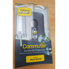 Genuine OtterBox Commuter Series Case Cover Pour iPhone 5/5S/SE - Noir -77-23330