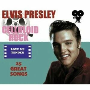 ELVIS PRESLEY - CELLULOID ROCK, LOVE ME TENDER - DIGIPAK CD