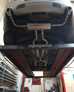 LEXUS SC430 stainless exhaust