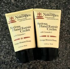 The Naked Bee Orange Blossom Honey Hand Repair with Ceramide 3 (set of 2)