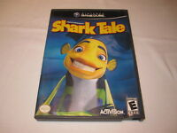 Shark Tale (Nintendo GameCube) DreamWorks Game Complete Excellent!
