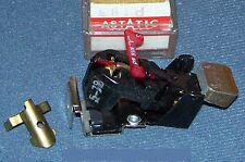 Astatic 481D Turntable Phono Cartridge With Needle/stylus for ZENITH 142-127