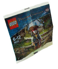 Lego® Pirates of the Caribbean 30133 - Jack Sparrow 6-12 Jahren - Neu