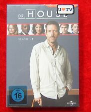 Dr. House Die komplette Staffel 5, DVD Box Season, Neu