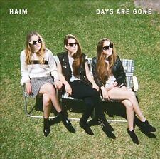 Days Are Gone by HAIM (US) (CD, 2013, Columbia (USA))
