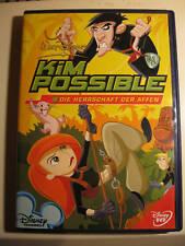 DVD Kim Possible - Die Herrschaft der Affen (2006)