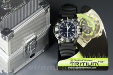 SMITH & WESSON SWISS TRITIUM  Militär  Uhr  Armbanduhr  Outdoor  SWW-357-R