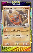 Rhinastoc C4- Platine 02: Rivaux Emergeants-32/111-Carte Pokemon Neuve Française