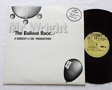 """Mr WRIGHT The balloon race UK Orig 12"""" EP SUBURBS OF HELL (1991) EX/MINT"""