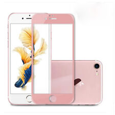 5D Curved Full Cover Tempered Glass Screen Protector For iPhone 7 Rose Gold