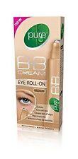 Pure BB Cream Eye Roll-on Tinted Concealer Covers Eye Bags Dark Circles - Medium