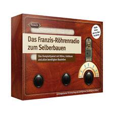 FRANZIS Röhrenradio-Bausatz zum Löten