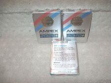 Ampex 20:20+ Studio Quality Cartridge 84 Min 8-Track Cartridge Sealed!!!