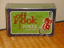 2003 Listerik Products, Inc. Game ~ Off the Hook ... Poker Gone Wild!   New!!
