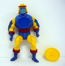 Masters of the Universe SY-KLONE VINTAGE he-man figura de acción CASI COMPLETO