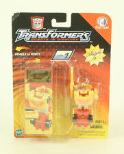 Transformers Robots In Disguise RID R.E.V. Collectible Tin Hasbro 2003  MOC